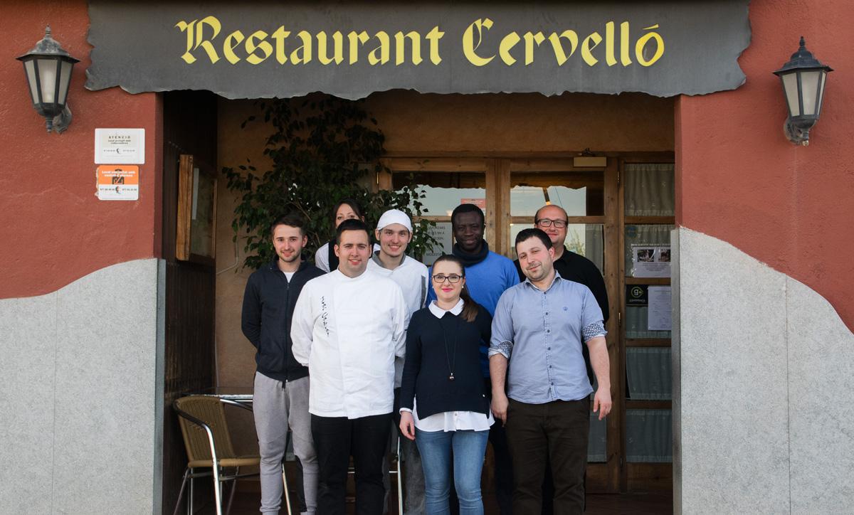 Restaurant a Fontscaldes (Valls)