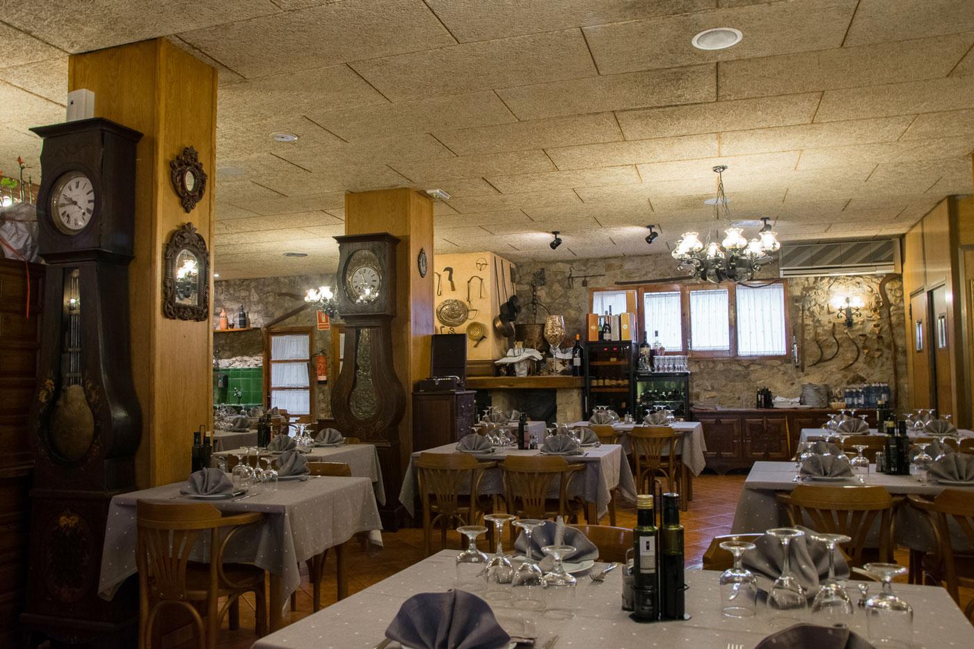 Cenas de empresa en Valls